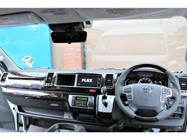 2WDガソリン FLEXオリジナル内装Ver1.5アレンジ施工 ドアミラーウインカー搭載 カスタムコンプリート(10枚目)