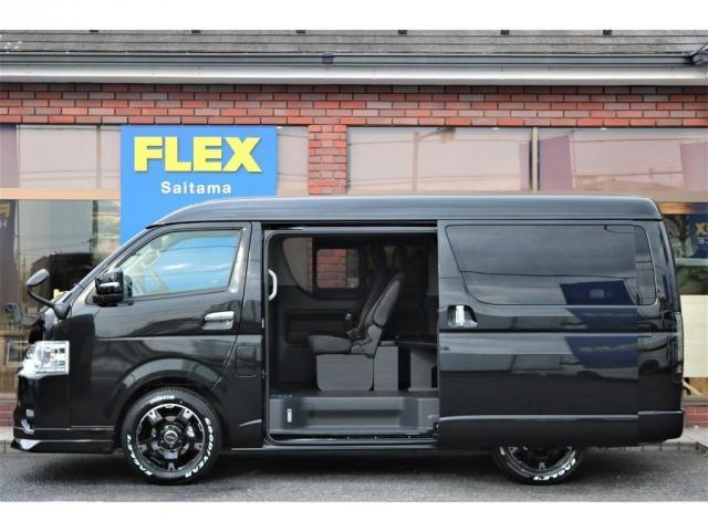 2WDガソリン FLEXオリジナル内装Ver1.5アレンジ施工 ドアミラーウインカー搭載 カスタムコンプリート(16枚目)