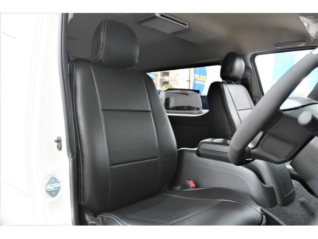 GL フレックスオリジナル内装架装Ver1木目柄フロア床張りフルセグ7インチナビフリップダウンモニターHDMIソケットUSB充電ソケットシートカバーローダウンアルミホイールグッドイヤーナスカータイヤ(40枚目)