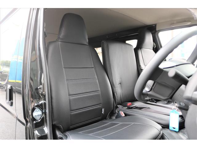 DX GLパッケージ クリーンディーゼル2WDブラックコンプリートシリーズFLEXアルミホイールナスカータイヤパナソニック製フルセグナビビルトインETCインナーブラックライトマッドブラックカスタムLEDテールランプ(33枚目)