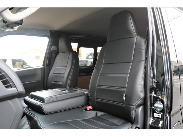 DX GLパッケージ クリーンディーゼル2WDブラックコンプリートシリーズFLEXアルミホイールナスカータイヤパナソニック製フルセグナビビルトインETCインナーブラックライトマッドブラックカスタムLEDテールランプ(34枚目)