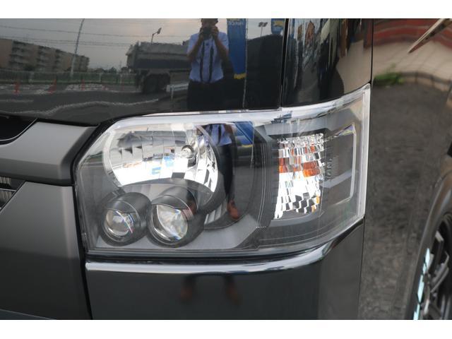 DX GLパッケージ クリーンディーゼル2WDブラックコンプリートシリーズFLEXアルミホイールナスカータイヤパナソニック製フルセグナビビルトインETCインナーブラックライトマッドブラックカスタムLEDテールランプ(47枚目)