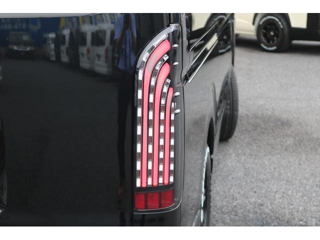 DX GLパッケージ クリーンディーゼル2WDブラックコンプリートシリーズFLEXアルミホイールナスカータイヤパナソニック製フルセグナビビルトインETCインナーブラックライトマッドブラックカスタムLEDテールランプ(50枚目)