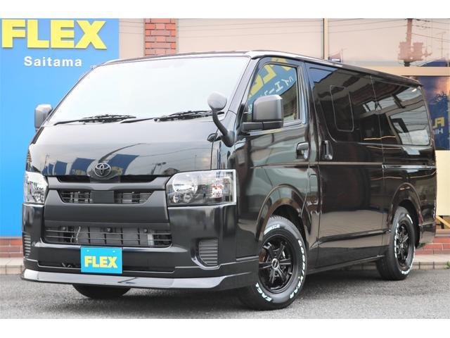 DX GLパッケージ クリーンディーゼル2WDブラックコンプリートシリーズFLEXアルミホイールナスカータイヤパナソニック製フルセグナビビルトインETCインナーブラックライトマッドブラックカスタムLEDテールランプ(57枚目)