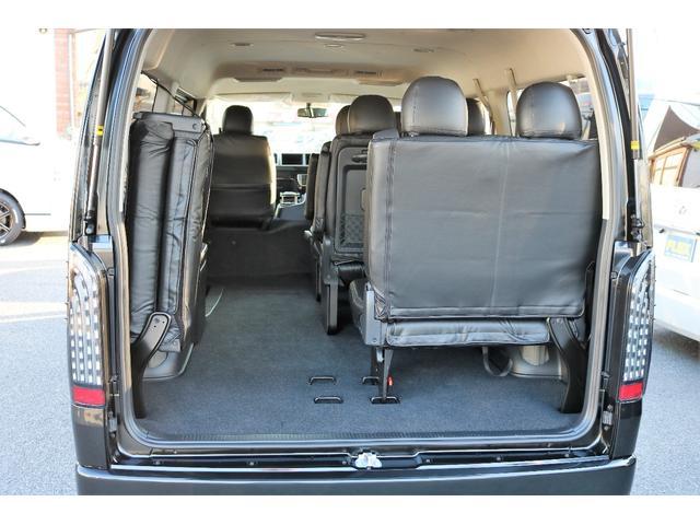 トヨタ ハイエースワゴン GL ワイド ロング ミドルルーフ VIPパッケージ
