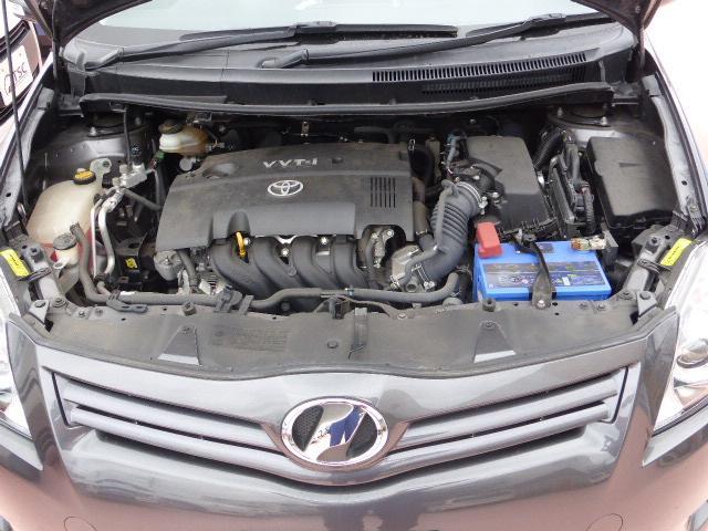 トヨタ オーリス 150X Sパッケージ ワンオーナー 禁煙車 純正Mナビ p