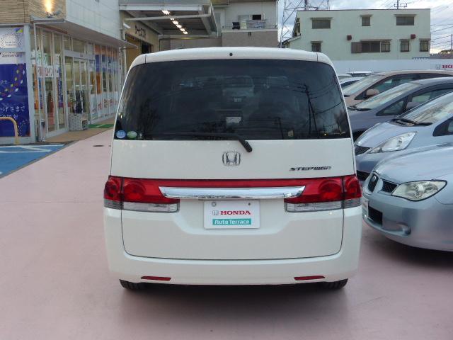ホンダ ステップワゴン G サイドリフトアップシート車 ワンオーナー 禁煙車 ETC