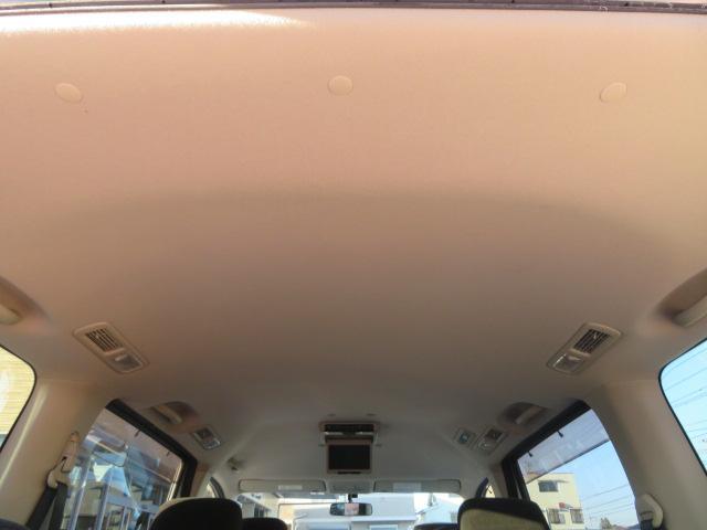 20S Vセレクション ワンオーナー 禁煙車 純正HDDナビTV インテリジェントキー ETC バックカメラ 純正フリップダウンモニター 両側パワースライドドア オートライト プライバシーガラス ドアバイザー Tチェーン(12枚目)