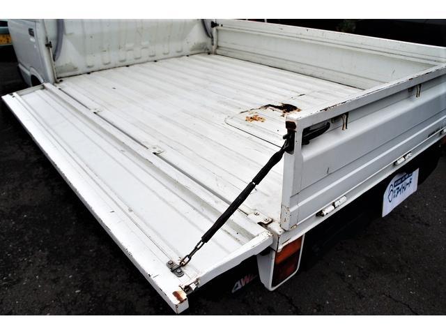 スバル サンバートラック ベースグレード 4WD