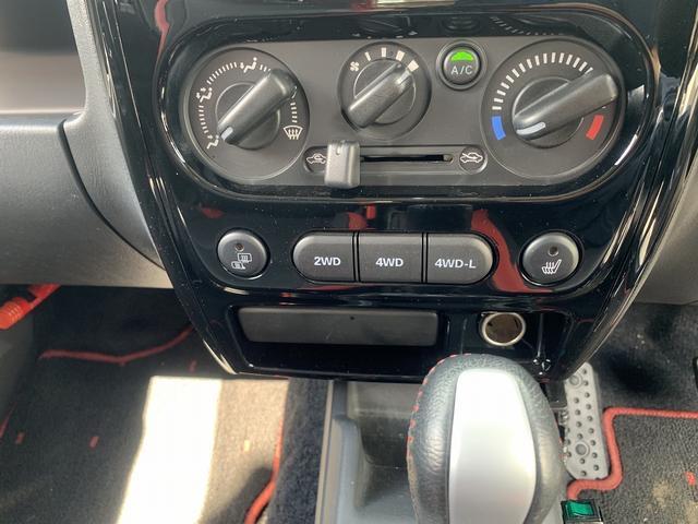 2WDか4WDの切り替えができるので街乗りでは2DWが重宝しそうですね!!