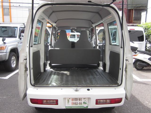 軽1BOX自動車の中でも1,2を争う荷室の広さです!