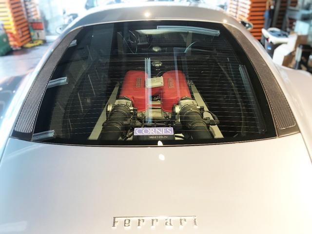 フェラーリ フェラーリ 360 モデナF1 FABULOUSバンパー SPマフラー可変バルブ