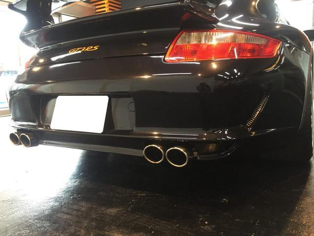 911カレラS GT3タイプエアロ D車 4本マフラー(20枚目)