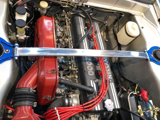 2000GT-R 4ドア S20エンジン(19枚目)