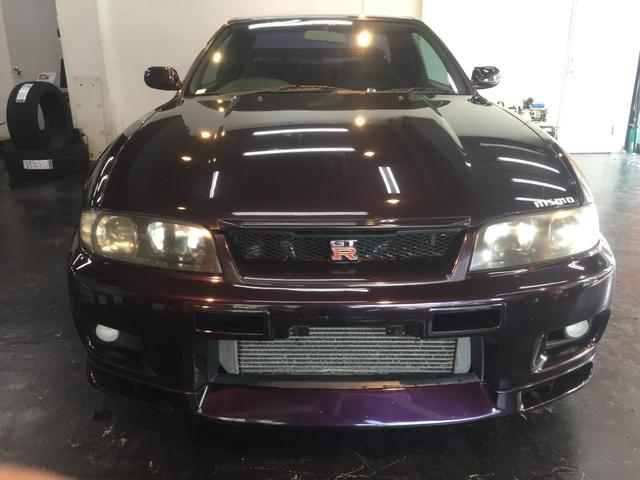 GT-R 前置きインタークーラー レカロシート(3枚目)
