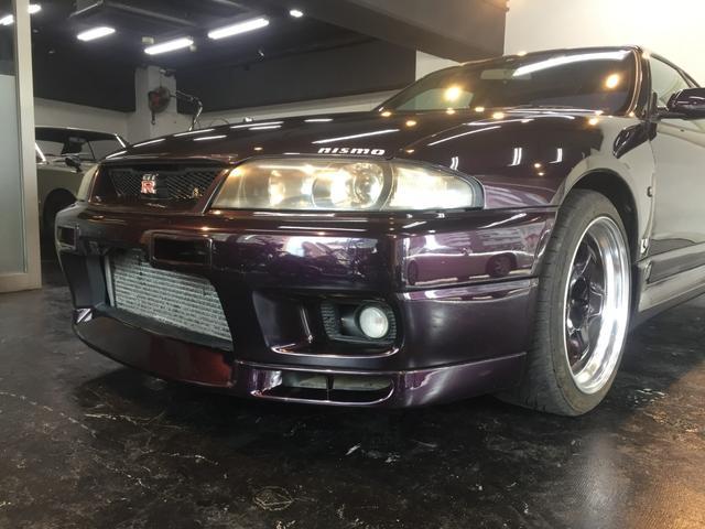 GT-R 前置きインタークーラー レカロシート(4枚目)