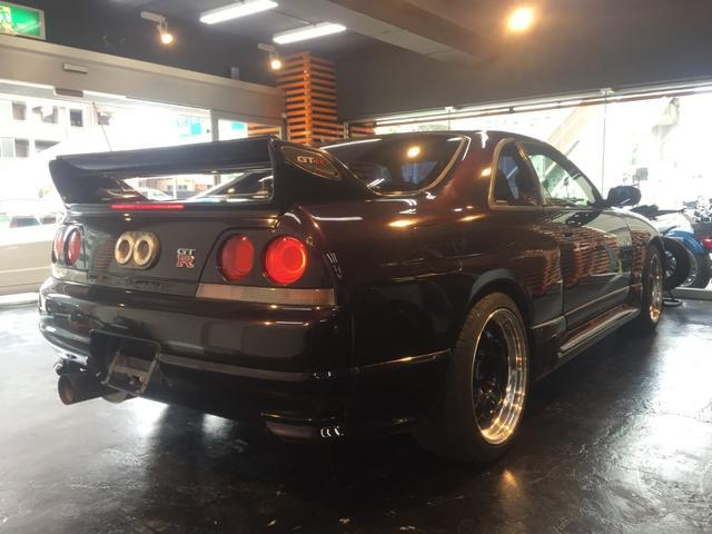GT-R 前置きインタークーラー レカロシート(15枚目)