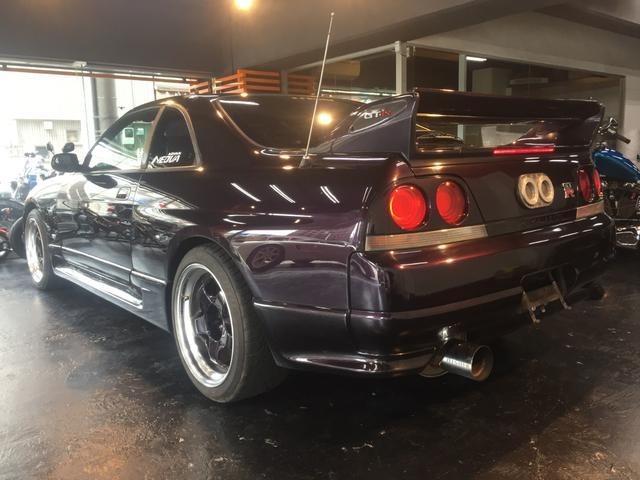 GT-R 前置きインタークーラー レカロシート(16枚目)