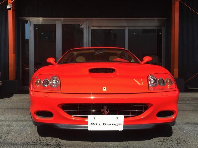 「フェラーリ」「575」「クーペ」「千葉県」の中古車4