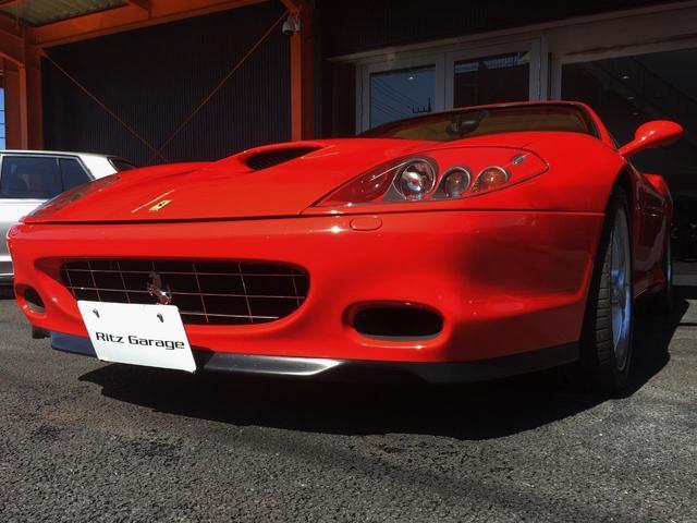「フェラーリ」「575」「クーペ」「千葉県」の中古車5