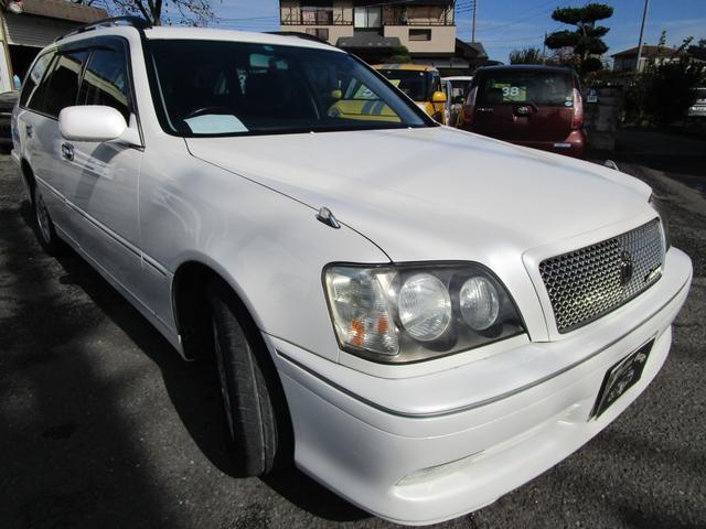「トヨタ」「クラウンエステート」「ステーションワゴン」「神奈川県」の中古車3