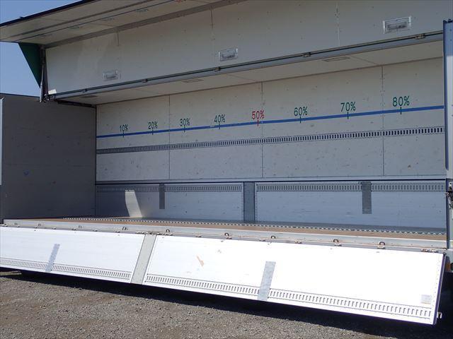 三菱ふそう スーパーグレート リアエアサス アルミウイング 7MT