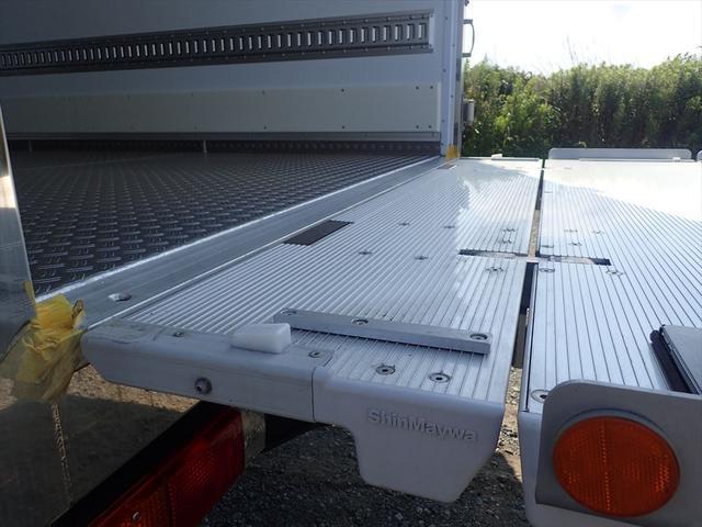 日野 デュトロ 日野 冷凍車 ゲート付 ワイドロング