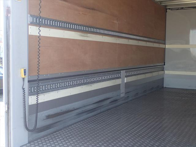 日野 ウイング車 ゲート付 6MT(8枚目)