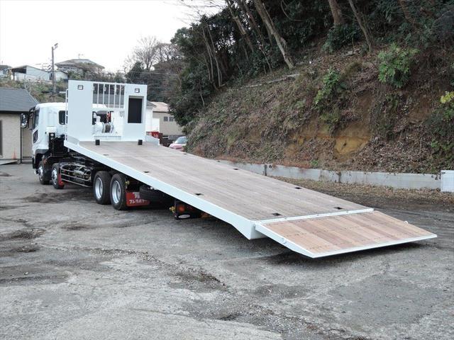 三菱 フジタ 25t 4軸 セーフティーローダー 自動歩み(11枚目)