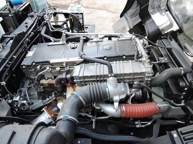 三菱 フジタ 25t 4軸 セーフティーローダー 自動歩み(16枚目)