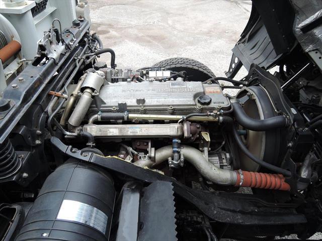 三菱ふそう ファイター 三菱 セルフローダー 増トン 上物29年製