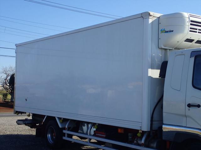 三菱ふそう ファイター 三菱 格納ゲート 低温仕様 冷凍車
