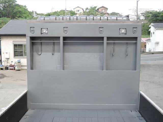 いすゞ 大型アルミ平ボデー(8枚目)