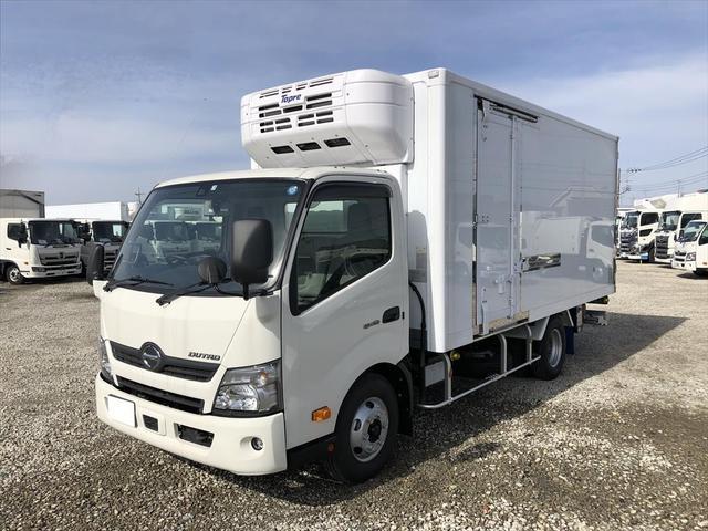 日野 3.45t ワイドロング 冷凍車(5枚目)