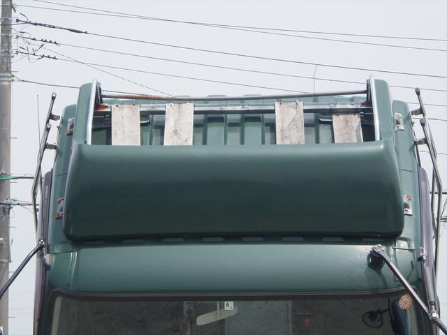 三菱 中型アルミ平ボディー(14枚目)
