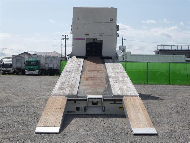 日野 大型セルフローダー(12枚目)