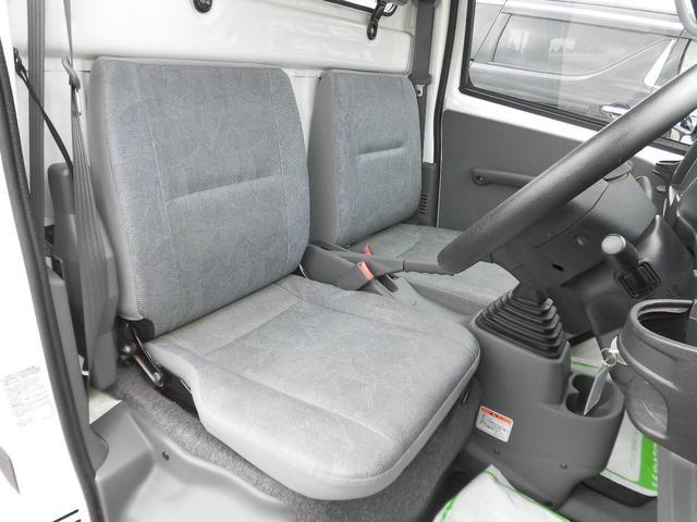 DX 4WD エアコン パワステ 5速マニュアル車(11枚目)