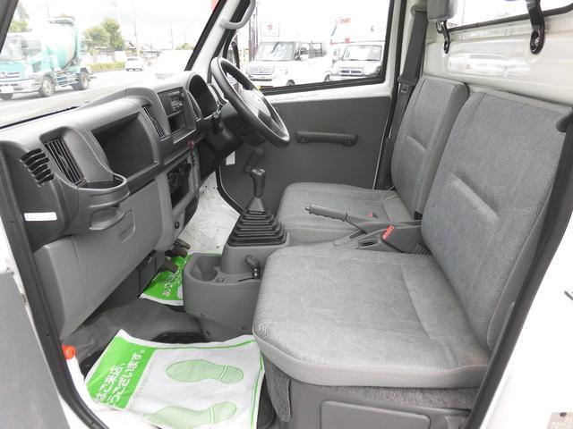 DX 4WD エアコン パワステ 5速マニュアル車(13枚目)