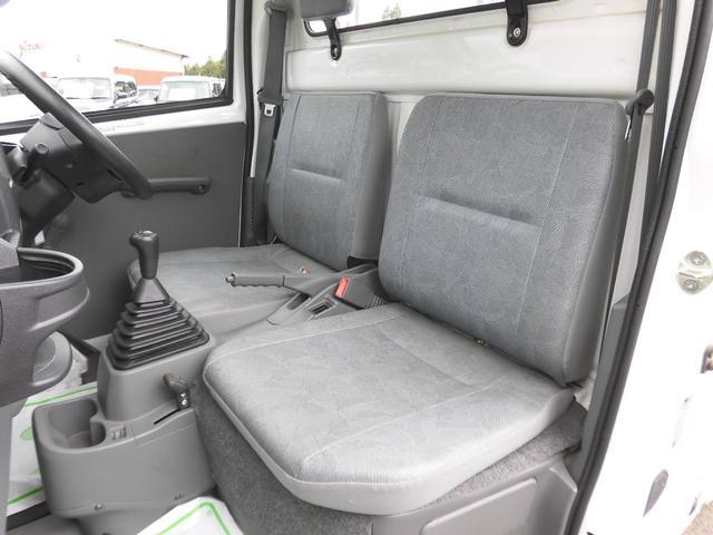 DX 4WD エアコン パワステ 5速マニュアル車(15枚目)