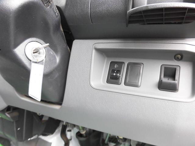 DX 4WD エアコン パワステ 5速マニュアル車(19枚目)