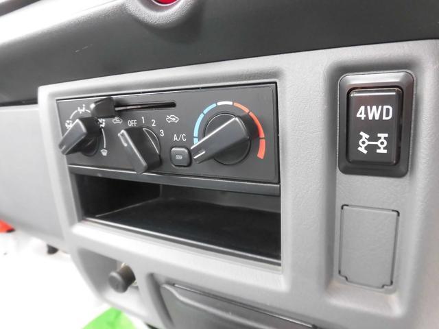 DX 4WD エアコン パワステ 5速マニュアル車(20枚目)