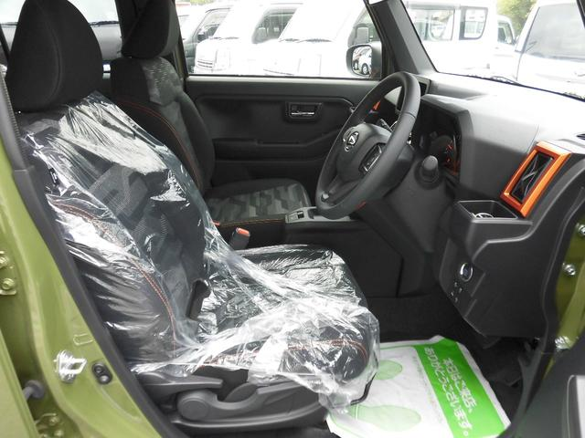 Gターボ 届出済未使用車 スカイフィールトップ シートヒーター(10枚目)