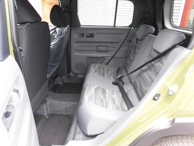 Gターボ 届出済未使用車 スカイフィールトップ シートヒーター(13枚目)