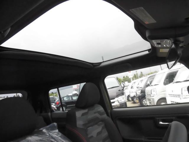 Gターボ 届出済未使用車 スカイフィールトップ シートヒーター(16枚目)