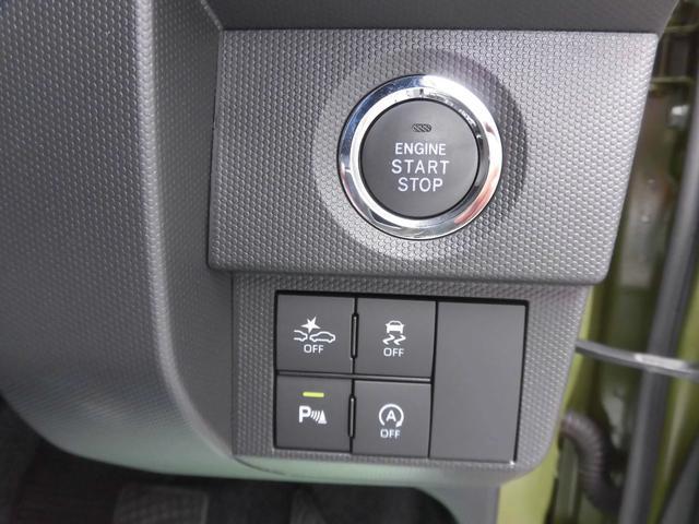 Gターボ 届出済未使用車 スカイフィールトップ シートヒーター(18枚目)