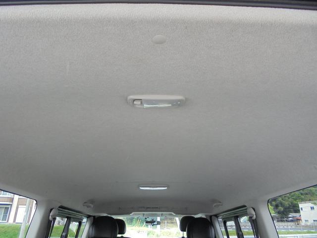 スーパーGL ダークプライム 純正ナビ ブルートゥース DVD再生 バックカメラ ETC フロントスポイラー エンジンプッシュスタート 両側スライドドア 社外15インチアルミ ディーゼル LEDヘッドライト ウッドコンビハンドル(18枚目)
