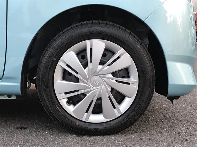 タイヤの溝まだまだあります。