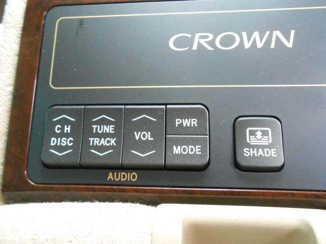 トヨタ クラウン ロイヤルサルーンG 3.0 社外19AW ローダウン