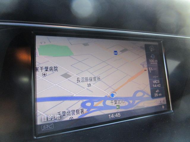 HDDナビ装備!録音された音楽を聴いて快適ドライブ!!