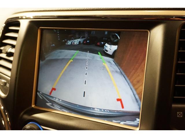 クライスラー・ジープ クライスラージープ グランドチェロキー リミテッド 禁煙1オーナー HDDナビ地デジTV 黒革